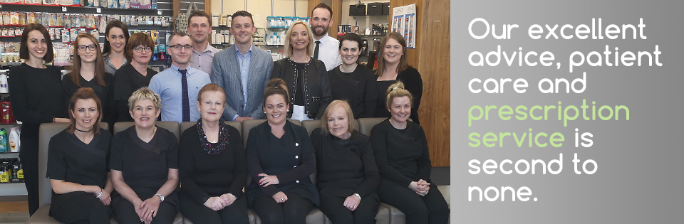 Mulcahy's Pharmacy Team